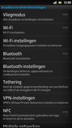 Sony LT26i Xperia S - bluetooth - aanzetten - stap 5