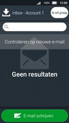 Doro 8031 - E-mail - E-mail versturen - Stap 5
