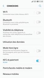 Samsung G930 Galaxy S7 - Android Nougat - Réseau - Changer mode réseau - Étape 5