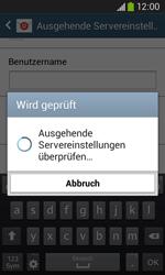 Samsung S7275 Galaxy Ace 3 - E-Mail - Konto einrichten - Schritt 16