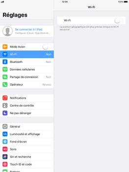 Apple iPad Pro 9.7 - iOS 11 - Wifi - configuration manuelle - Étape 3