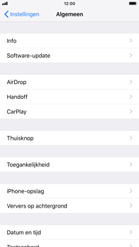 Apple iPhone 8 Plus - iOS 12 - apps - apps afsluiten - stap 6