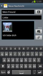 Samsung Galaxy Note 2 - MMS - Erstellen und senden - 0 / 0