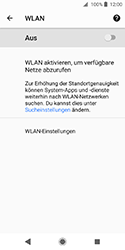 Sony Xperia XZ2 Compact - WLAN - Manuelle Konfiguration - Schritt 6