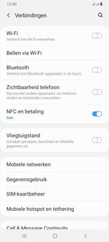Samsung Galaxy A70 - wifi - schakel Wi-Fi Assistentie uit - stap 6