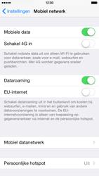 Apple iPhone 6 iOS 8 - Internet - buitenland - Stap 2
