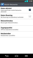 LG G2 - Internet - Manuelle Konfiguration - Schritt 7