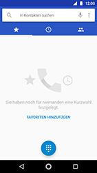 Motorola Moto G5s - Anrufe - Rufumleitungen setzen und löschen - 0 / 0