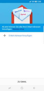 Samsung Galaxy S8 - E-Mail - Konto einrichten (gmail) - 6 / 18