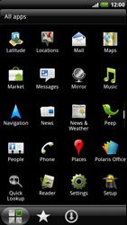 HTC Z715e Sensation XE - MMS - Sending pictures - Step 2