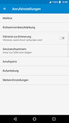 BlackBerry DTEK 50 - Anrufe - Rufumleitungen setzen und löschen - 7 / 12