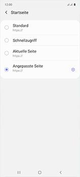 Samsung Galaxy A51 - Internet und Datenroaming - Manuelle Konfiguration - Schritt 31