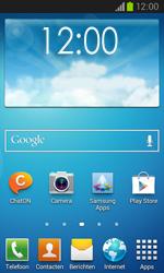 Samsung I8260 Galaxy Core - SMS - Handmatig instellen - Stap 1