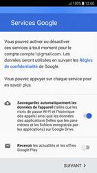 Samsung A320F Galaxy A3 (2017) - Android Nougat - Applications - Créer un compte - Étape 17