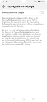 Huawei P30 - Aller plus loin - Gérer vos données depuis le portable - Étape 9