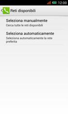 Alcatel One Touch Idol Mini - Rete - Selezione manuale della rete - Fase 7