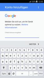 Samsung Galaxy J5 (2016) - E-Mail - Konto einrichten (gmail) - 1 / 1