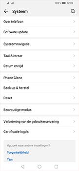 Huawei P Smart (2019) - Data - maak een back-up met je account - Stap 4