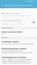 Samsung Galaxy S7 (G930) - toestel resetten - fabrieksinstellingen terugzetten - stap 6