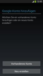 Samsung I9505 Galaxy S4 LTE - E-Mail - Konto einrichten (gmail) - Schritt 9