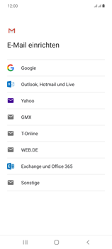 Samsung Galaxy Note 20 5G - E-Mail - 032b. Email wizard - Yahoo - Schritt 8
