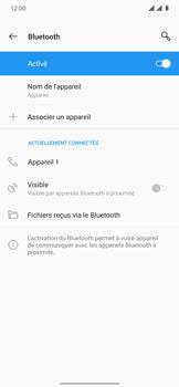 OnePlus 7T Pro - Internet et connexion - Connexion avec un équipement multimédia via Bluetooth - Étape 10