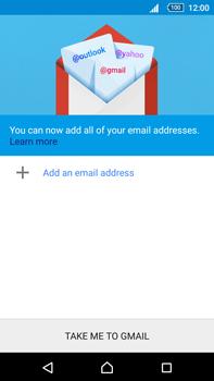 Sony Xperia Z5 Premium (E6853) - E-mail - Manual configuration (gmail) - Step 6
