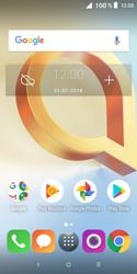 Alcatel 1X - Contact, Appels, SMS/MMS - Transférer vos contacts d'un Android à un Apple iPhone - Étape 1