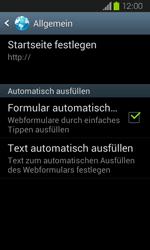Samsung Galaxy Express - Internet und Datenroaming - Manuelle Konfiguration - Schritt 21