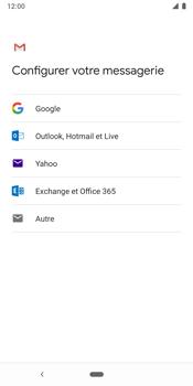 Google Pixel 3 - E-mails - Ajouter ou modifier votre compte Gmail - Étape 7