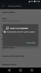 Acer Liquid Zest 4G - Device - Software update - Step 7