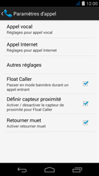 Acer Liquid Jade S - Messagerie vocale - configuration manuelle - Étape 5