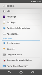 Sony Xperia Z2 - Applications - Comment désinstaller une application - Étape 4