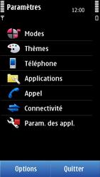 Nokia C7-00 - Messagerie vocale - configuration manuelle - Étape 5
