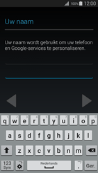 Samsung I9195i Galaxy S4 mini VE - Applicaties - Account aanmaken - Stap 6