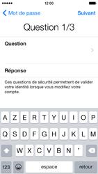 Apple iPhone 5 (iOS 8) - Premiers pas - Créer un compte - Étape 23
