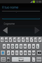 Samsung Galaxy Fame Lite - Applicazioni - Configurazione del negozio applicazioni - Fase 6