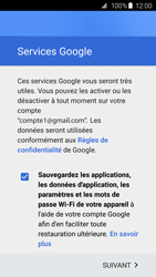 Samsung G920F Galaxy S6 - E-mail - Configuration manuelle (gmail) - Étape 15