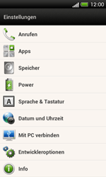 HTC One SV - Software - Installieren von Software-Updates - Schritt 5