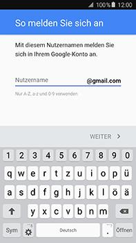 Samsung Galaxy A8 - Apps - Einrichten des App Stores - Schritt 10