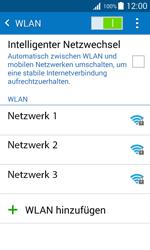 Samsung Galaxy J1 - WLAN - Manuelle Konfiguration - 6 / 9