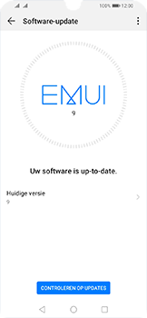 Huawei Y6 (2019) - Toestel - Software update - Stap 8