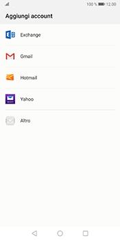 Huawei Mate 10 Pro - Android Pie - E-mail - configurazione manuale - Fase 4
