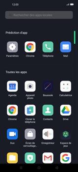 Oppo Find X2 - Internet et roaming de données - Navigation sur Internet - Étape 3