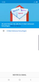Samsung Galaxy Note 10 - E-Mail - Manuelle Konfiguration - Schritt 6