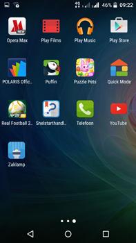 Acer Liquid Z630 - Applicaties - Download apps - Stap 3