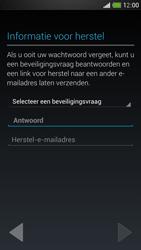 HTC One Mini - Applicaties - Account aanmaken - Stap 12