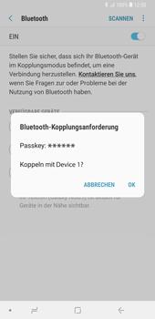Samsung Galaxy Note9 - Bluetooth - Geräte koppeln - Schritt 11