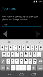 Huawei Ascend P6 - Applications - Setting up the application store - Step 4