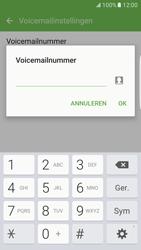 Samsung Galaxy S7 Edge (G935) - voicemail - handmatig instellen - stap 8